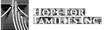 Hope for Families, Inc. Logo